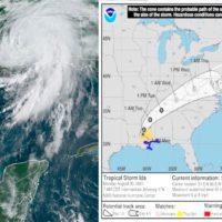 Así ha sido el paso del huracán Ida en Luisiana
