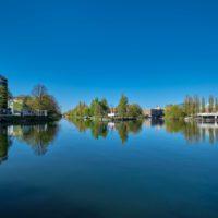 Infraestructuras acuáticas para construir ciudades más resilientes