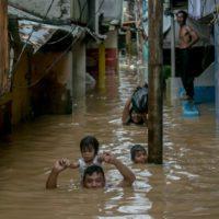 Las inundaciones afectarán a más de 750 millones de personas