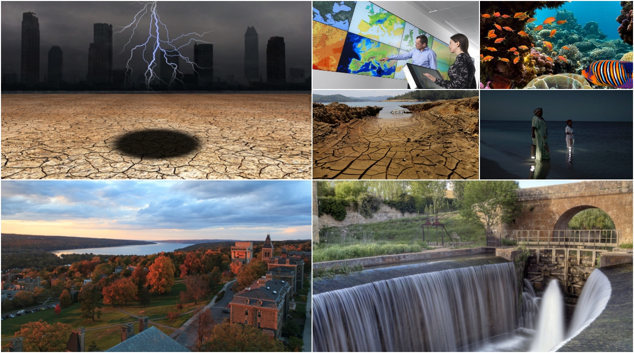 Cómo adaptar las ciudades a los extremos del agua