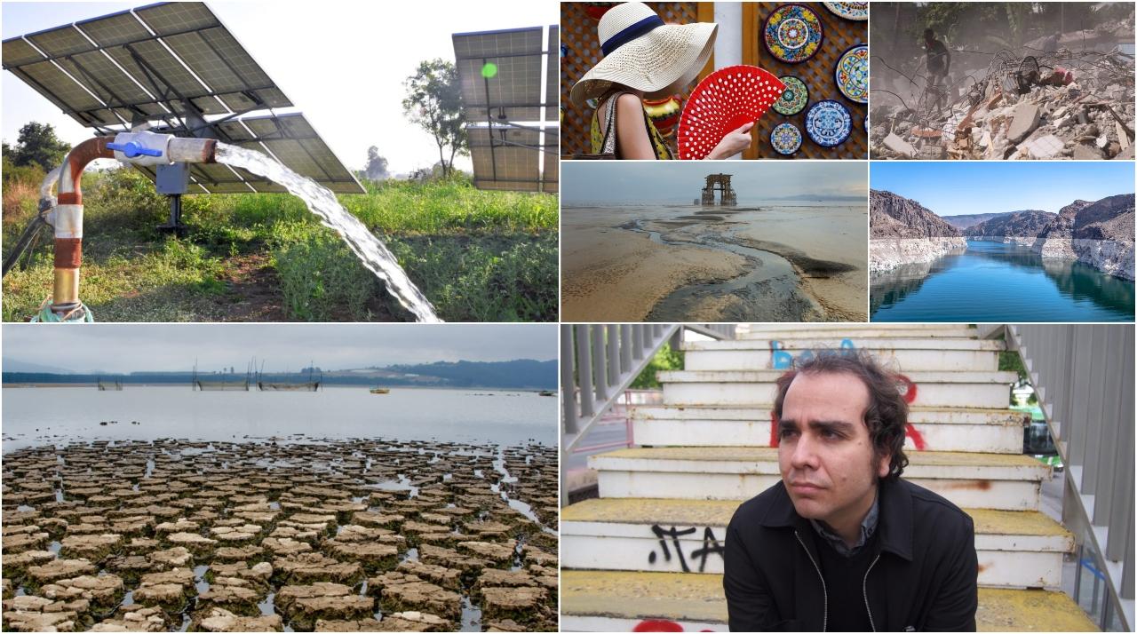 América Latina sufrió un 2020 lleno de sequías, tormentas y olas de calor