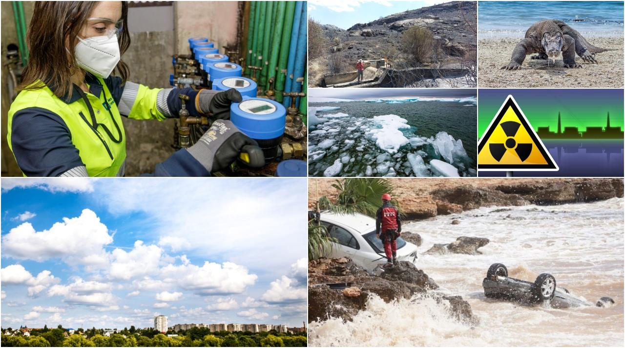 El agua urbana busca un PERTE para instalar 13,5 millones de contadores digitales