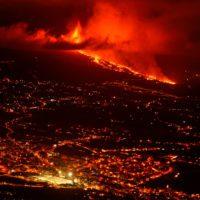 La erupción del volcán en La Palma amenaza el agua y los cultivos