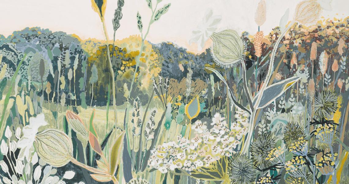 Pia Pera y el jardín como metáfora de la enfermedad