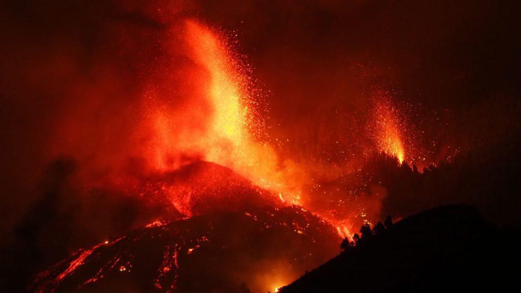 volcanes, Cumbre Vieja