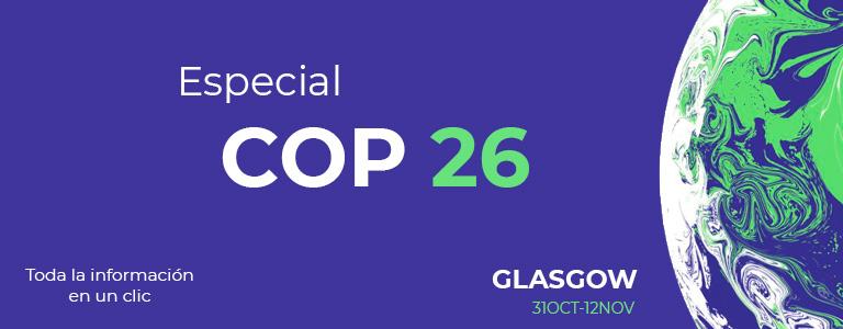 Especial COP 26