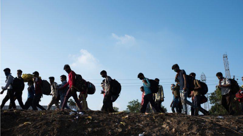 El cambio climático provocará 200 millones de desplazados hasta 2050