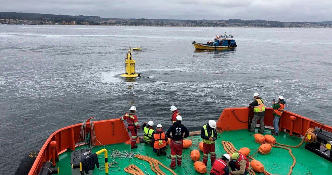 Chile estudia las posibilidades de la energía marina