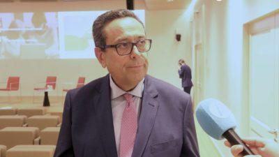 """Enrique Hernández: """"El sector del agua urbana debería ser tractor de la economía local"""""""