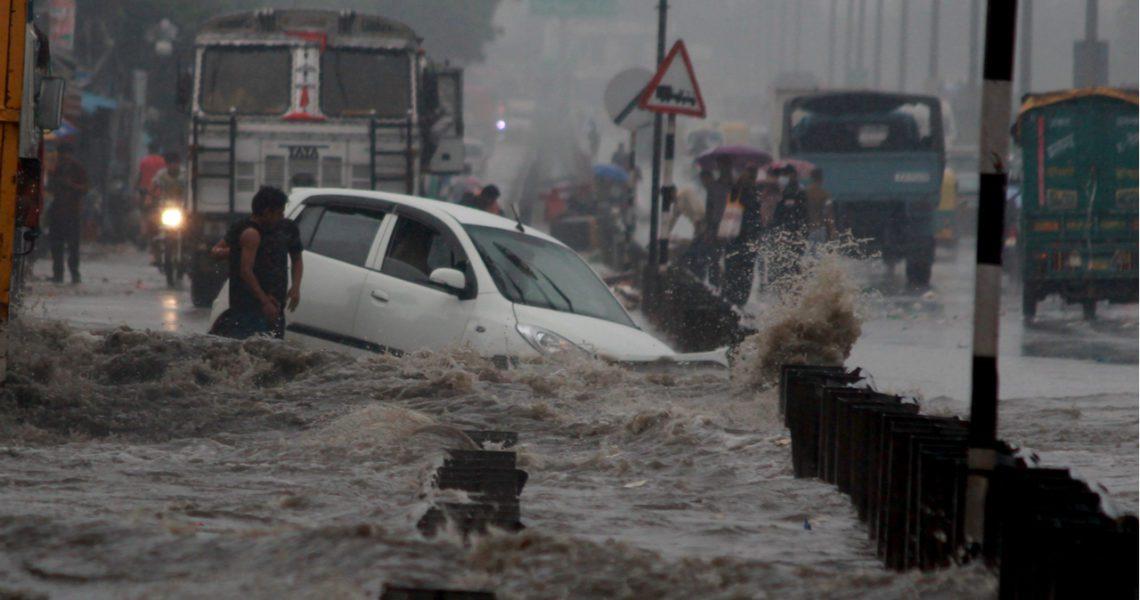 Una nueva herramienta cartografía las inundaciones desde 1985