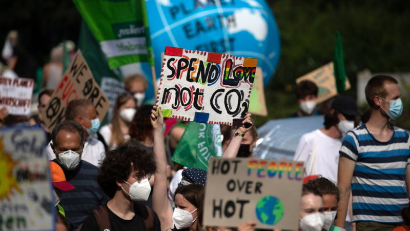 El 75% de los jóvenes teme que el clima arruine su futuro