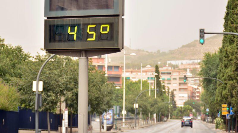 Verano de 2021: el más caluroso registrado en Europa