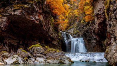 El hemisferio norte da la bienvenida a un otoño más cálido y seco