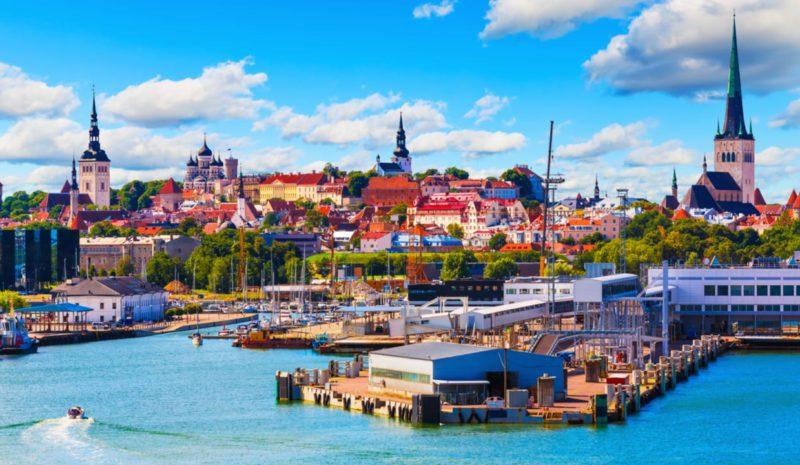 Tallín, la capital verde que cuida a su población