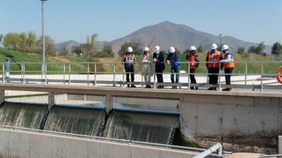 Santiago de Chile apuesta por reusar el agua ante la sequía