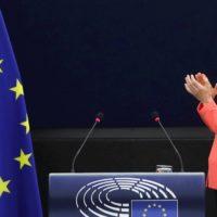 Von der Leyen defiende la ambición climática europea