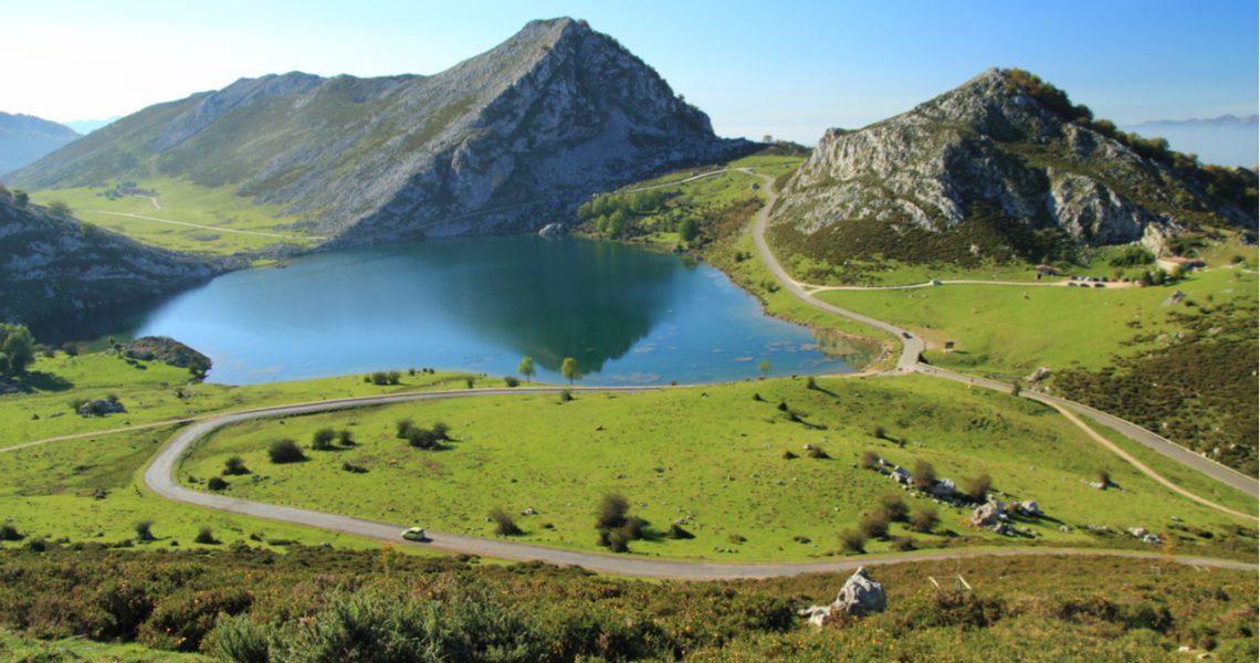 Los lagos se han calentado 0,5 grados en 40 años