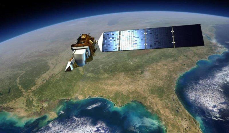 Landsat 9, en órbita para observar el agua de la Tierra