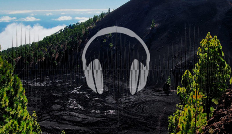 El volcán de La Palma habla a través del agua subterránea