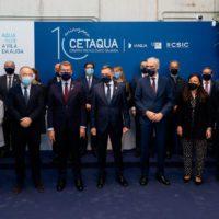 Cetaqua Galicia cumple 10 años como referente tecnológico del agua