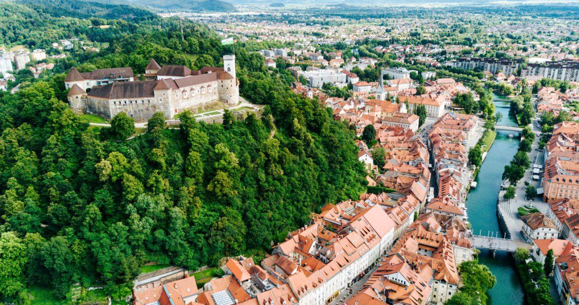 "Liubliana, una capital europea verdaderamente ""verde"""